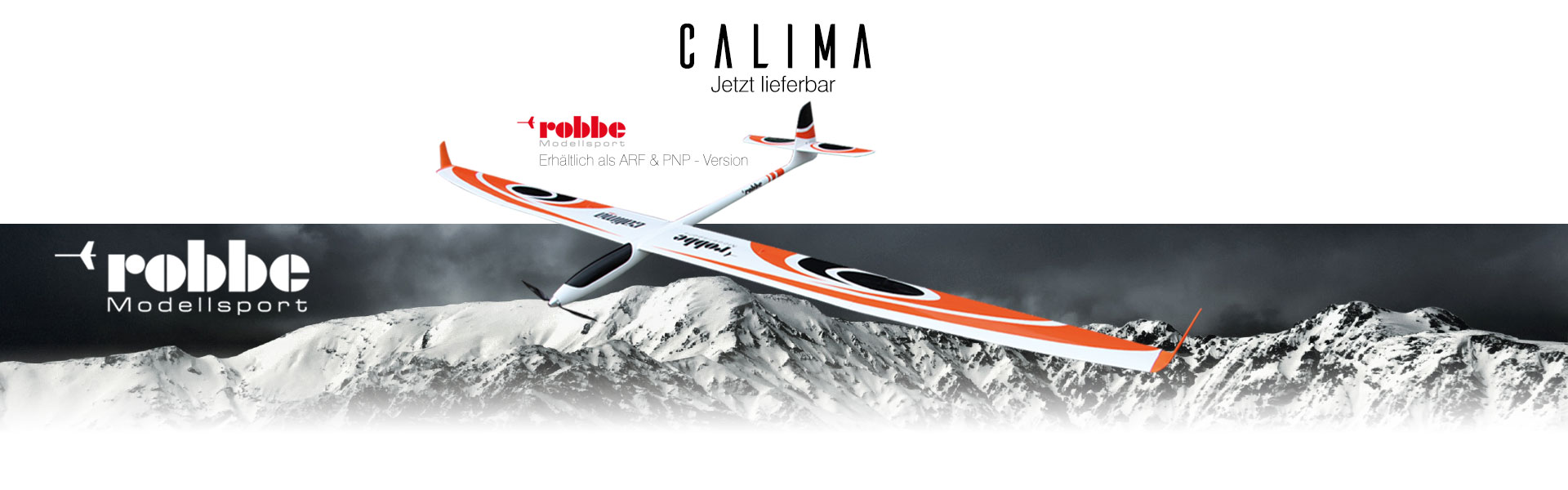 NEW Robbe Calima