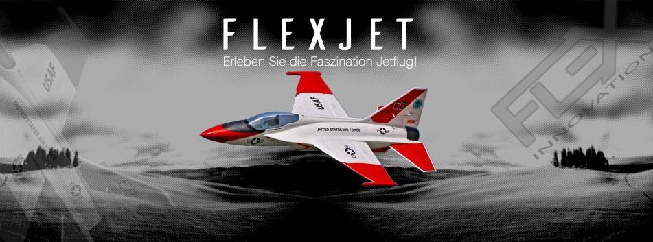 Die neuen FLEX Jet's