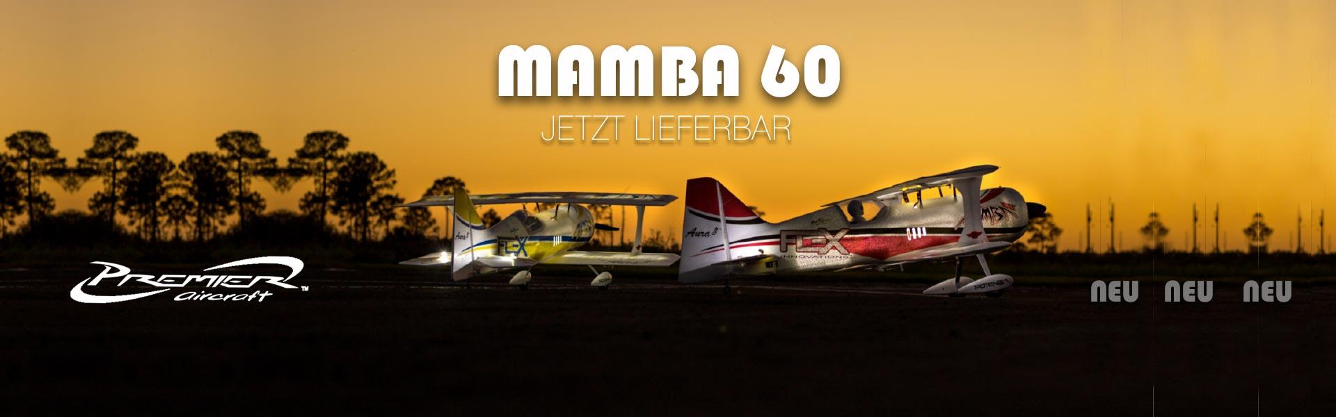 Mamba 60 E+