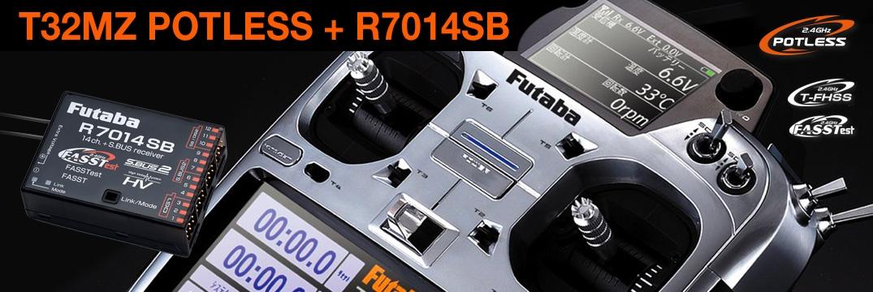 NEW - Futaba T32MZ
