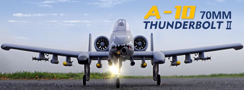 FMS A-10 Thunderbolt