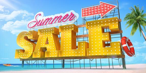 HOT SUMMER SALE 2018