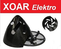 XOAR Carbon Spinner Elektro