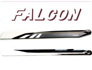 Falcon Carbon Heli Blades