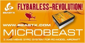 BeastX Flybarless Controller