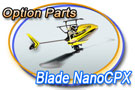 Blade Nano CPX Tuningteile