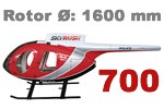 700er Scale Rümpfe