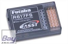 Futaba R617FS 7ch Rx 2.4GHz für alle Futaba FASST und FASSTest Sender