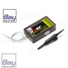 Bay-Tec R8SF 8 Kanal Futaba S-FHSS Kompatibler 2,4 GHz Empfänger