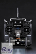 Futaba T16SZ - 16 Kanal 2.4GHz M1 incl. R7008SB Combo (Gas Rechts) + 1 x Gratis Empfänger Aktion