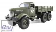 U.S. Militär LKW 6WD 1:16 RTR, grün