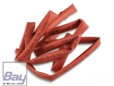 Schrumpfschlauch  6mm x 1m  Rot