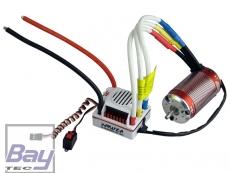 YAKUZA BOSS  1/8  M5-Combo  sensored & waterproof 2250kv