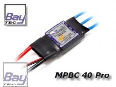 MPBC 40A Pro Brushless Regler 40/55A 2-6 Lipos