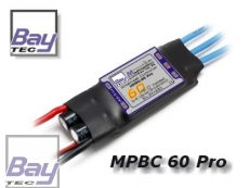 MPBC 60A Pro Brushless Regler 60/80A 2-6 Lipos