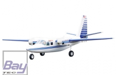 Black Horse Commander Shrike EP ARF RC Airplane /White 1480mm