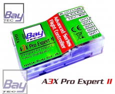 Bay-Tec A3X Pro Expert II-2 V1.2 MEMS Flächen Flugstabilisierungs System ohne Progbox