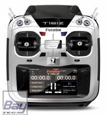 Futaba T16iZ Radio - FASSTest, T/S-FHSS 16+2 - Handsender - incl. R7108SB und Lipo Akku
