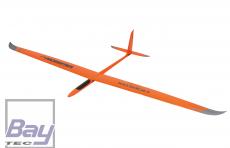 MODSTER voll GFK/CFK Valerion 3.1 Segelflugmodell ARF-Kit 3080m