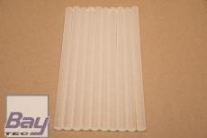 10 Heißklebe-Sticks 11 x 200 mm - klar