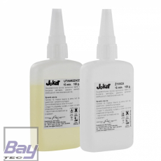 15-Minuten-Epoxy 200g - Epoxidharz 100g - Epoxidhärter 100g