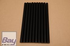 10 Heißklebe-Sticks 11 x 200 mm - schwarz