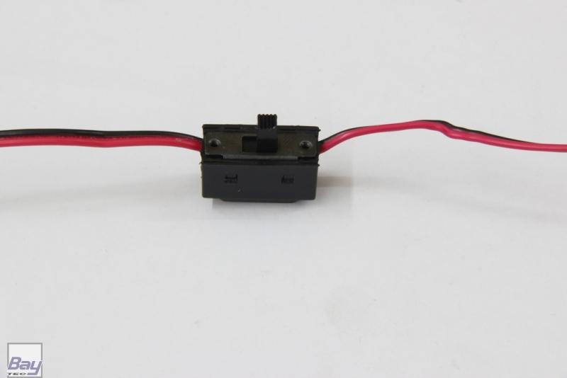 Schalterkabel ohne Ladebuchse, Futaba - Bay-Tec Modelltechnik