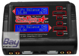Ladegerät - 12/230V - HRC Dual-Star Charger V2.1 - 2x 120W - LSM Sprachwahl