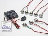 LED Beleuchtungsset High Power  - 8 x Highpower LED