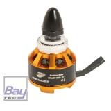 Bay-Tec BULLET 1806-15T Brushless Motor für 250 - 300 mm Rahmen