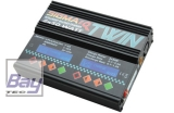 Sigma EQ Twin AC/DC Charger (2x50W)