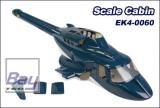 Scale Rumpf - Airwolf für Belt CP