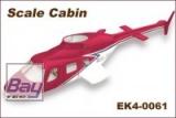 Scale Rumpf - Bell 222 für Belt CP