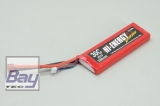 Hi-Energy 2S 3200mAh 30C Li-Po