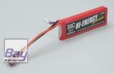 Hi-Energy 2S 2200mAh 30C Li-Po