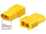 Adapter • XT60-T • XT60 Stecker  TAMIYA Buchse