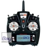 Spektrum Sender DX20  Multimode 20 Kanal DSMX incl. AR9020