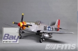 FMS Big Scale 1450MM P-51D V8 Old Crow PNP