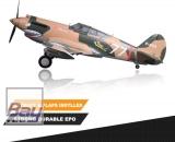 FMS P-40B Curtiss Warhawk Flying Tiger PNP - 140 cm  V2