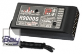 R9000S, 40Mhz PPM u. PCM Synth-Empfänger