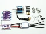 BOOST 18S Brushless Combo / Motor 75g 3000KV
