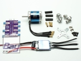 BOOST 18 Brushless Combo / Motor 75g 1050KV