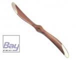 XOAR Holz Propeller Scimitar 30x12 dunkel