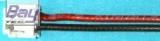 Senderakkuanschlusskabel Spektrum 0,25mm² 15cm, Silikon