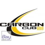 100cc Carbon Cub SS gelb ARF QB 1:2,5 - 4262mm