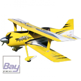 PREMIER AIRCRAFT MAMBA 70CC ARF DOPPELDECKER GELB/SCHWARZ/WEISS