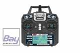 Fernsteuerung FCX-6Pro Tel Gas Links 6 Kanal 2,4GHz mit Telemetrie incl. Empfänger