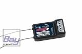 Empfänger FCX-6 Pro Tel Sensor 6 Kanal