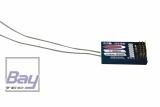 Empfänger FCX-6 Pro Tel 6 Kanal ohne Telemetrie Anschluss