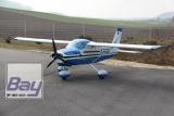 Bölkow 208 Junior 40% weiß/blau 3200mm ARF